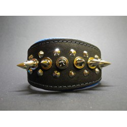 Punk Rock Collar 22 - 24 cm